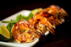 Grilled Shrimp photo