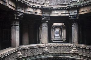 Adalaj Step well in Ahmedabad photo