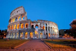 Colosseum Rome photo