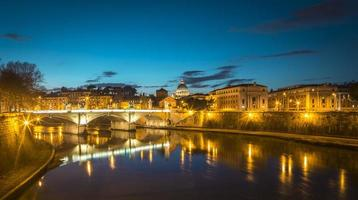 Rome at night photo