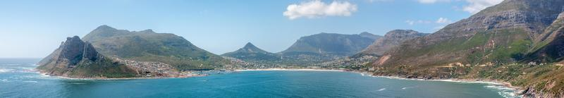 panorama de hout bay