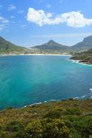View of Hout Bay from Chapmans Peak