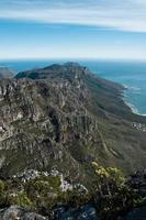 View from the Table Mountain photo