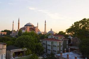 mezquita azul y hagia sophia