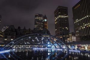 City Hall Illuminated