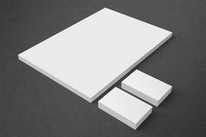 Blank Stationery Set photo