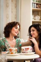 discussão do chá