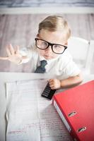 asesor financiero foto