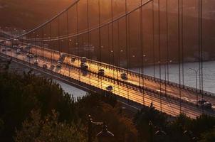 Bosphorus of Otagtepe view photo