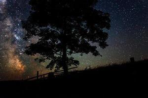 sternenklarer Himmel