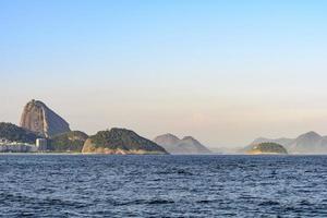 Sugar Loaf and Guanabara bay