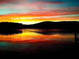 Candlewood Sunset photo