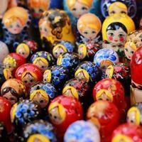 Rusia, tienda de regalos de Moscú