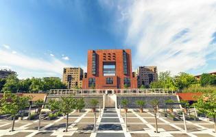 Bicocca University, Milan Italy photo