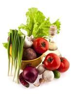vegetales foto