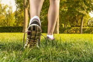 Female legs photo