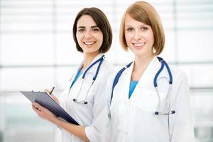 Female doctors photo