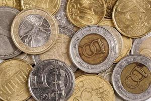 fondo de dinero foto