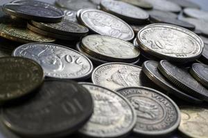 Serbian money photo
