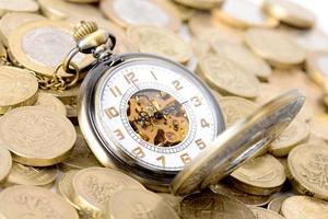 le temps, c'est de l'argent