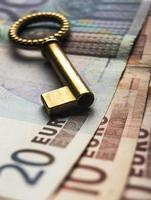 clave del dinero foto