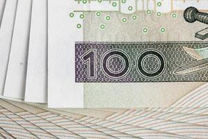 Polish 100 PLN note