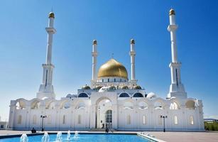 mezquita nur-astana foto