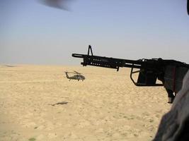 Blackhawks Over Iraq photo