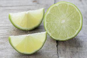 citron vert frais