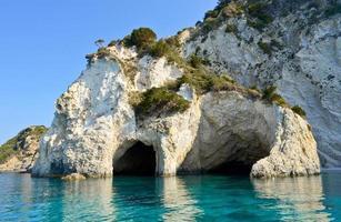 Sea caves photo