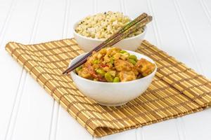 Spicy Oriental Chicken