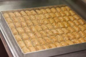 baklava turkish delight