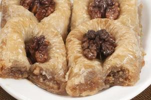 Baklava with walnut 'Sultan'