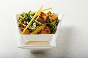 Tofu meal