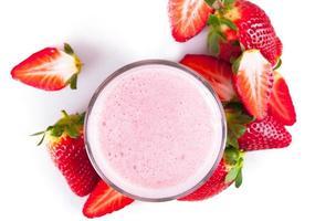fresh milk shake photo