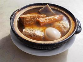 Japanese oden bowl
