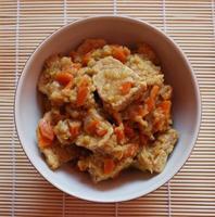 Stew tempeh