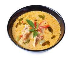 curry tailandés foto