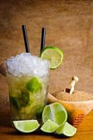 Caipirinha photo