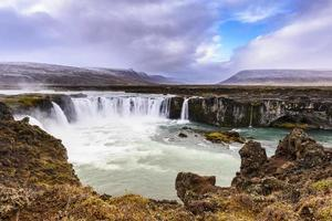 Godafoss, Iceland photo