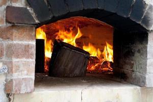 Wood Oven photo