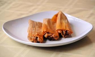 Tamale Isolated