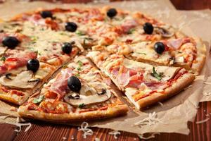 Meat Pizza photo