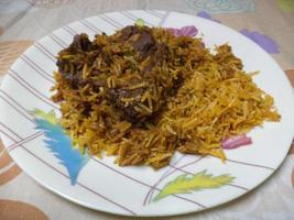 Mutton Biryani photo