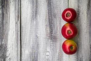 fruta fondo vintage de madera otoño comida naturaleza foto