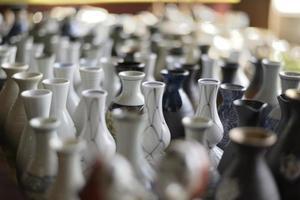 garrafas de sake