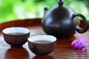 Chinese tea photo