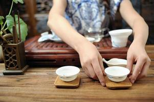 Tea is the tea ceremony