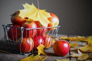 manzanas foto