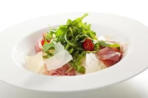 Risotto with Ham photo